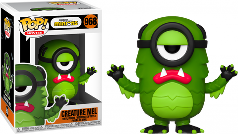 Creature Mel POP Figure Minions