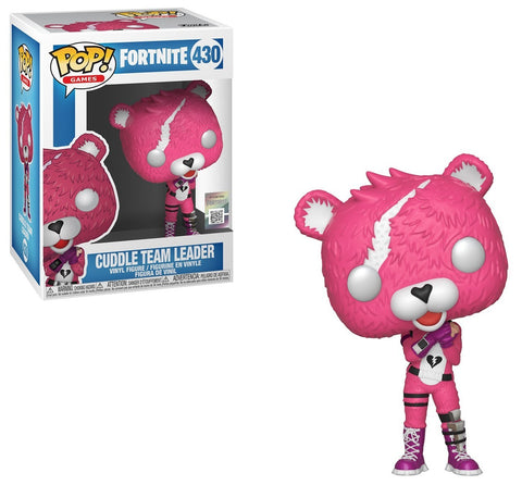 Cuddle Team Leader POP Figure