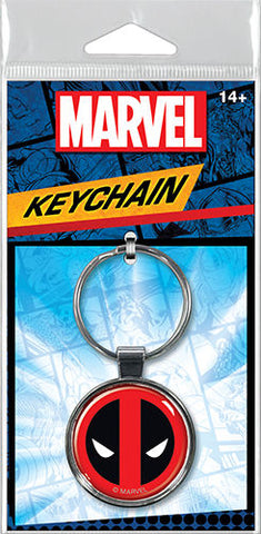 Deadpool Logo Keyring