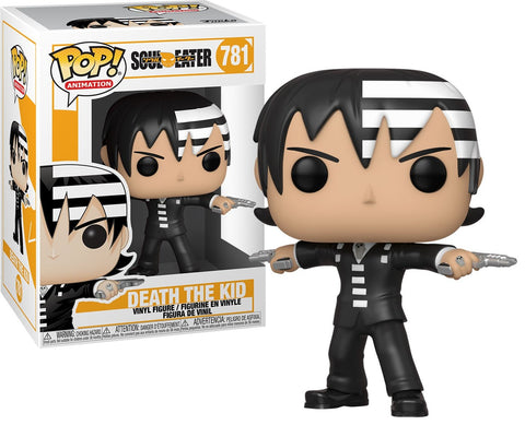 Death The Kid POP Figure Soul Eater