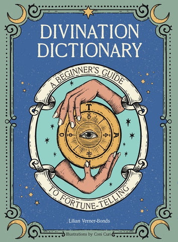 Divination Dictionary Book