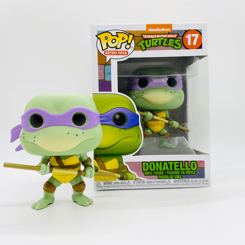 Donatello POP Figure TMNT