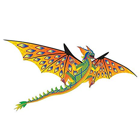 Dragon 3D Supersized Kite