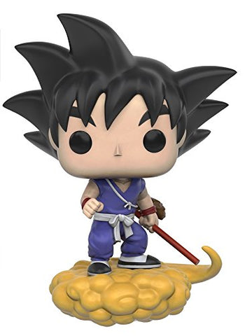 Dragonball Z Goku & Flying Nimbus Funko POP Figure