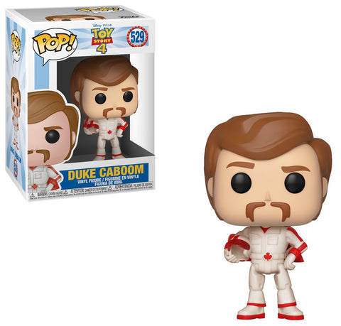 Duke Caboom POP Figure Toy Story