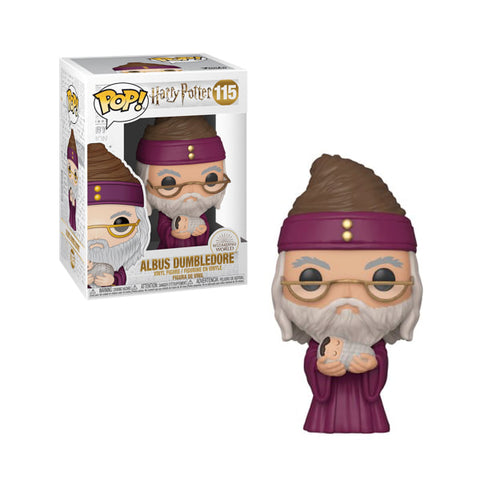 Dumbledore And Harry POP Figure Harry Potter