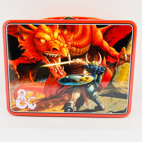 Dungeons & Dragons Lunch Box