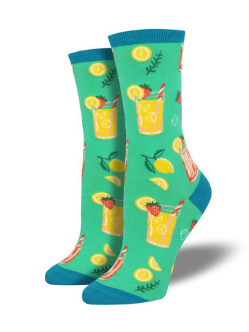 Easy Peasy Lemon Women's Socks