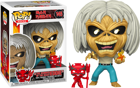 Eddie POP Figure Iron Maiden