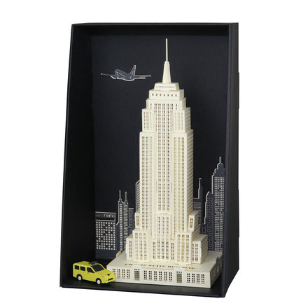 Empire State Bldg Paper Nano