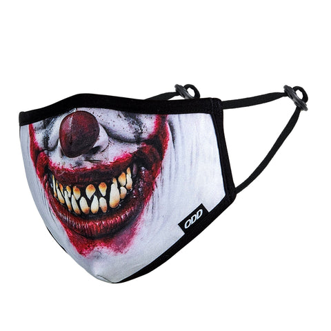 Evil Clown Face Mask