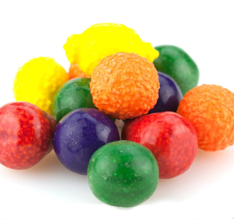 Fancy Fruit Gum Balls 8 oz