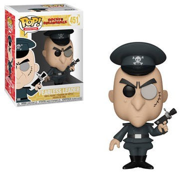 Fearless Leader POP Figure