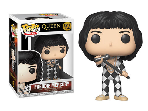 Freddie Mercury POP Figure