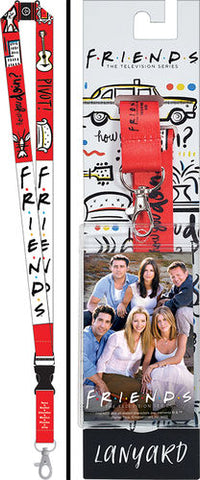 Friends Lanyard