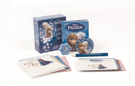 Frozen Little Letters Kit