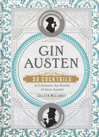 Gin Austen Cocktails Book