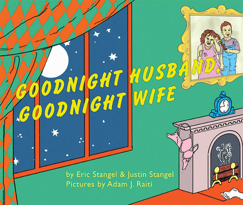 Goodnight Husband, Wife Book