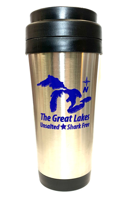 Great Lakes Unsalted Travel Mug