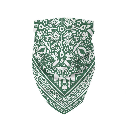 Green Folklore Bandana