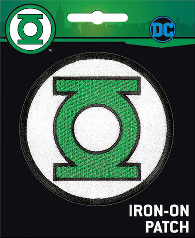 Green Lantern Iron-On Patch