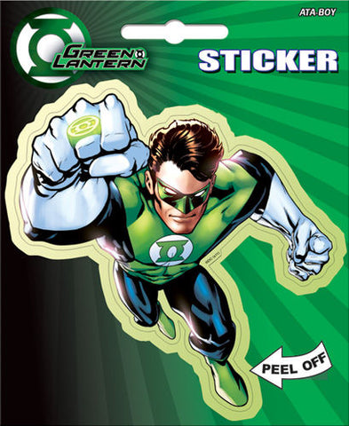 Green Lantern Sticker Ring
