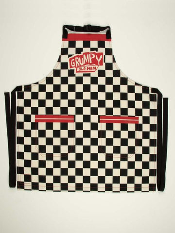 Grumpy Old Man Apron