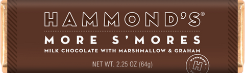 Hammond's More S'mores Bar