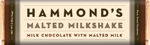 Hammond's Malted Milkshake Bar