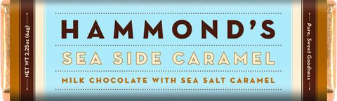 Hammond's Sea Side Caramel Bar