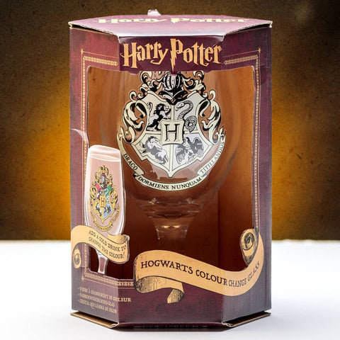 Harry Potter Color Change Glass