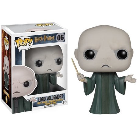 Harry Potter Lord Voldemort Funko POP Figure