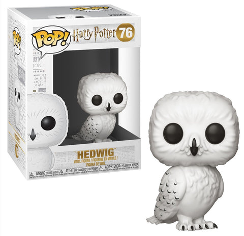 Hedwig Owl POP Figure Harry Potter