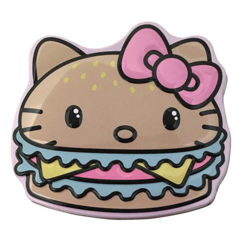 Hello Kitty Burger Candy Tin
