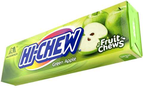 Hi-Chew Green Apple Box
