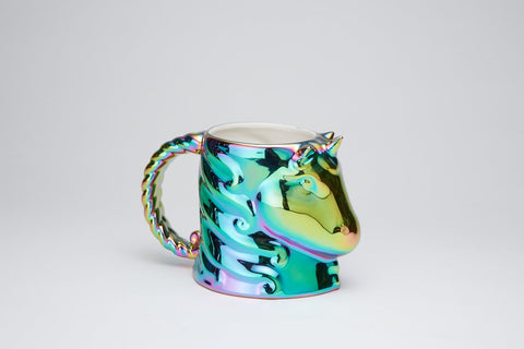 Iridescent Unicorn Mug