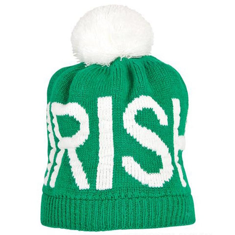 Irish Knit Hat