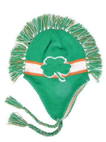 Irish Mowhawk Hat