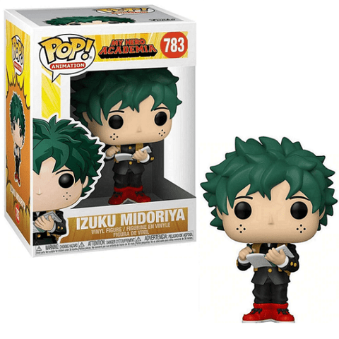 Izuku Midoriya Uniform POP