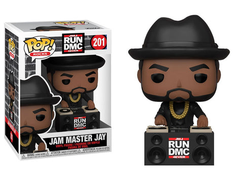 Jam Master Jay POP Figure