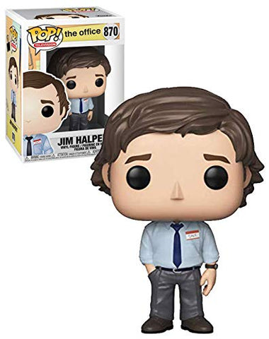 Jim Halpert POP Figure