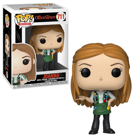 Joanna POP Figure