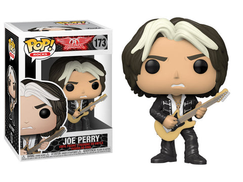 Joe Perry Pop Figure