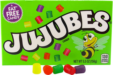 Jujubes Theater Box
