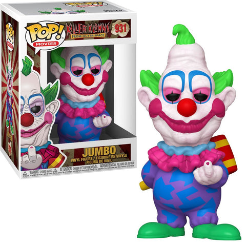 Jumbo POP Figure Killer Klowns