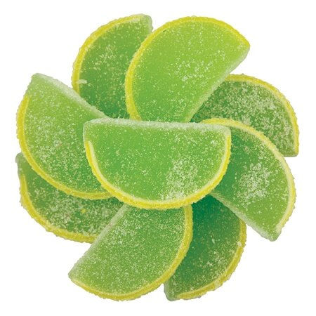 Key Lime Fruit Slices 10 pc