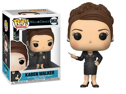 Karen Walker POP Figure Will & Grace
