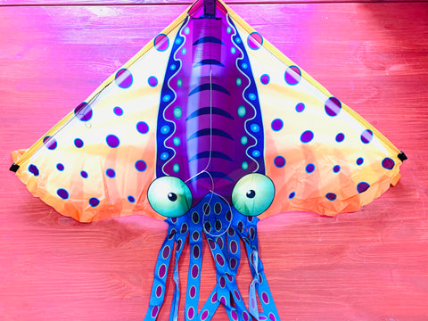 Kite Breeze Delta Squid