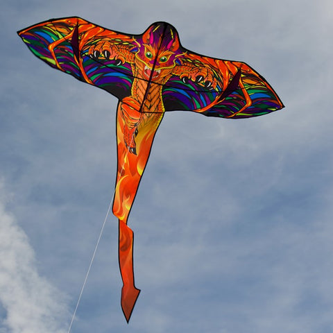 Kite Fiery Dragon