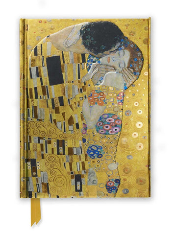 Klimt The Kiss Journal